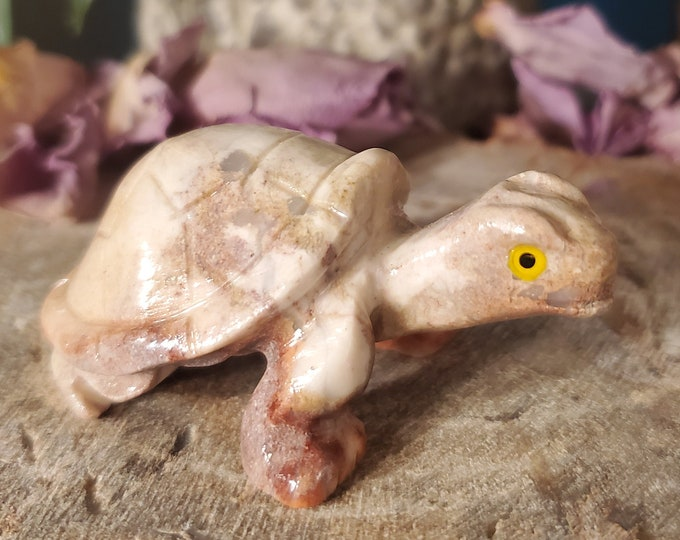 Dolomite Turtle Spirit Animal
