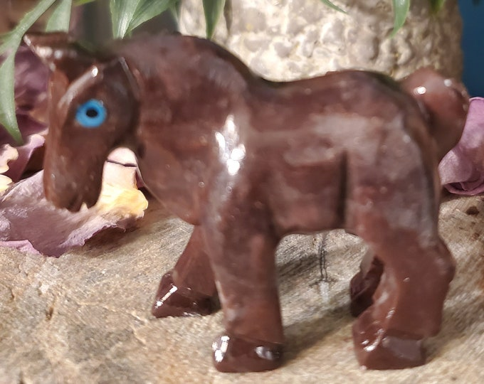 Dolomite Horse Spirit Animal/Totem