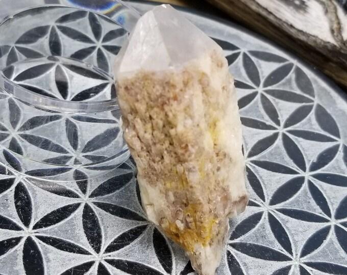 Candle Quartz Crystal