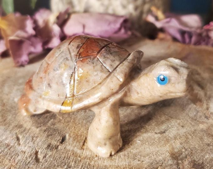 Dolomite Turtle Spirit Animal/Totem