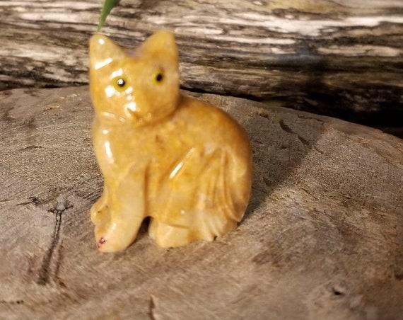 Dolomite Spirit Animal/cat