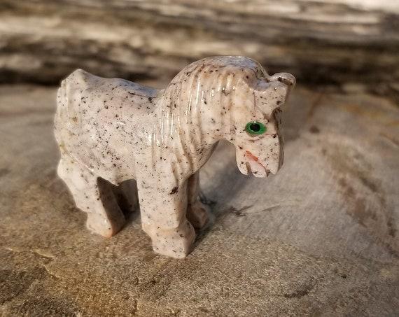 Horse Spirit Animal/dolomite