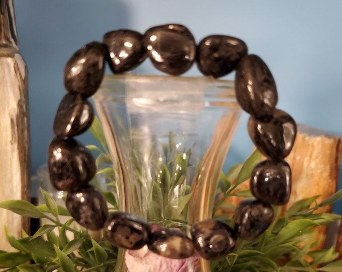 Black Tourmaline Braclet