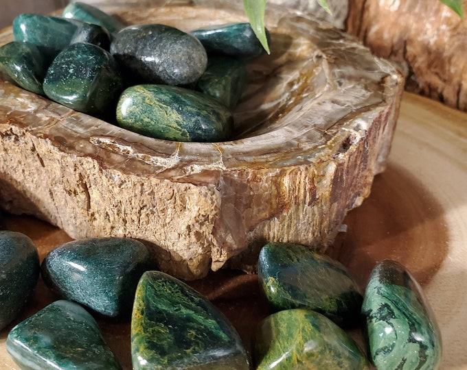 Tumbled African Jade   On Sale Now!