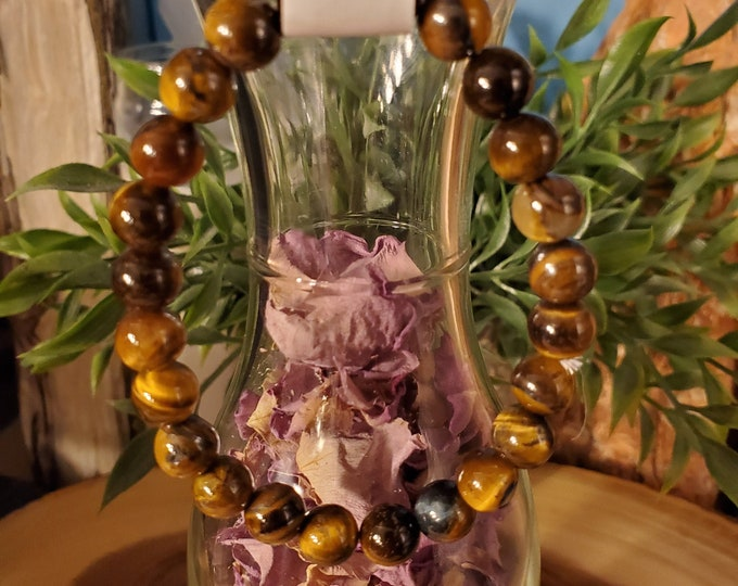 Golden Tiger's Eye Bracelet