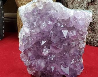 Amethyst Geode Cluster A274