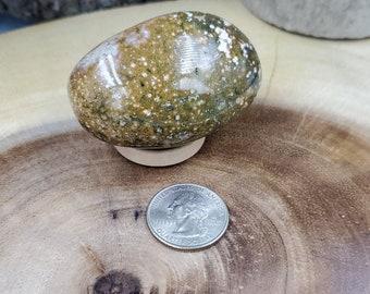 Ocean Jasper Polished Stone
