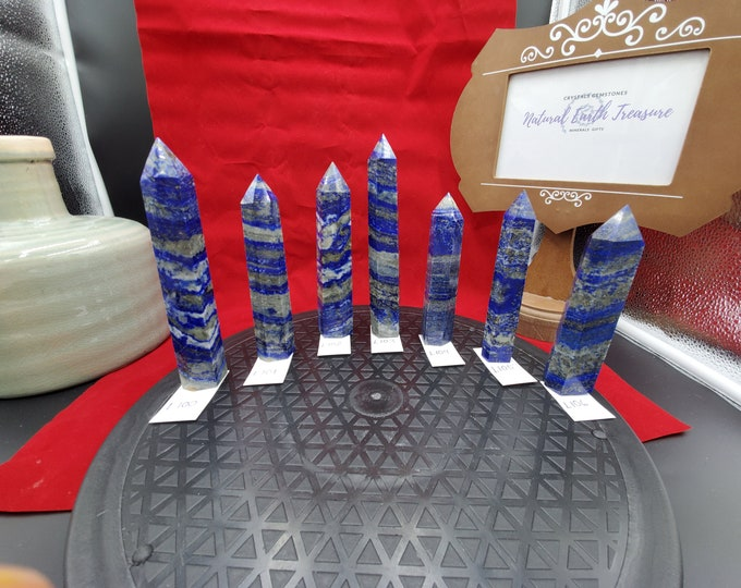 Lapis Lazuli Point/Tower