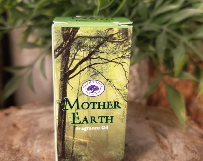 Mother Earth Fragrance Oil by Green Tree, 10ml
