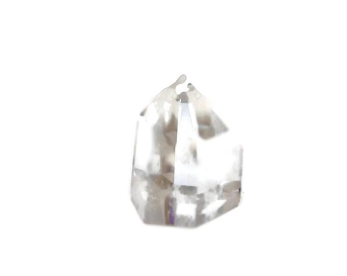 Clear Quartz Crystal Point, 60 mm