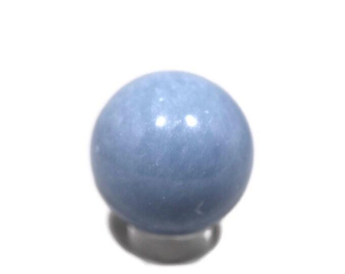 Angelite Sphere