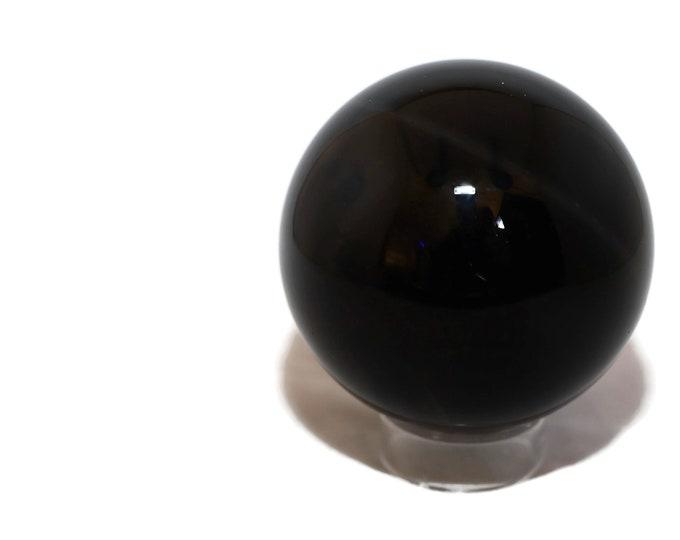 70 mm Rainbow Obsidian Sphere R167