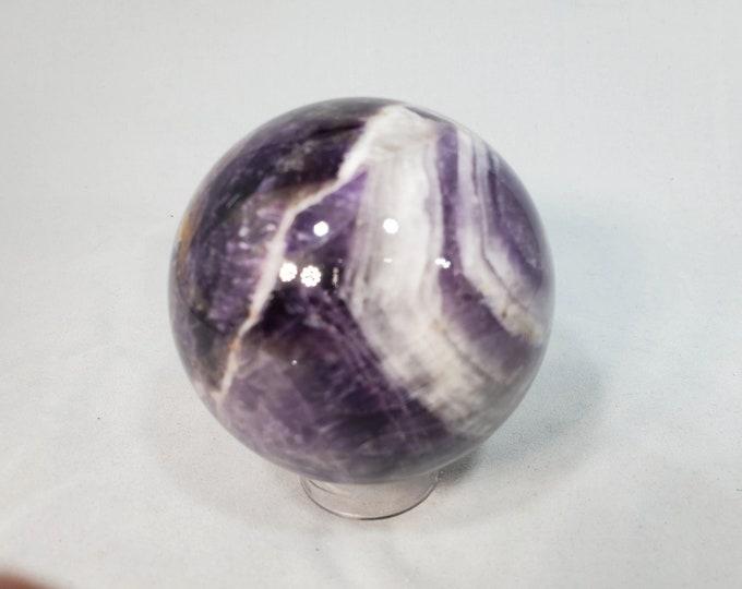 Amethyst Sphere, 75mm