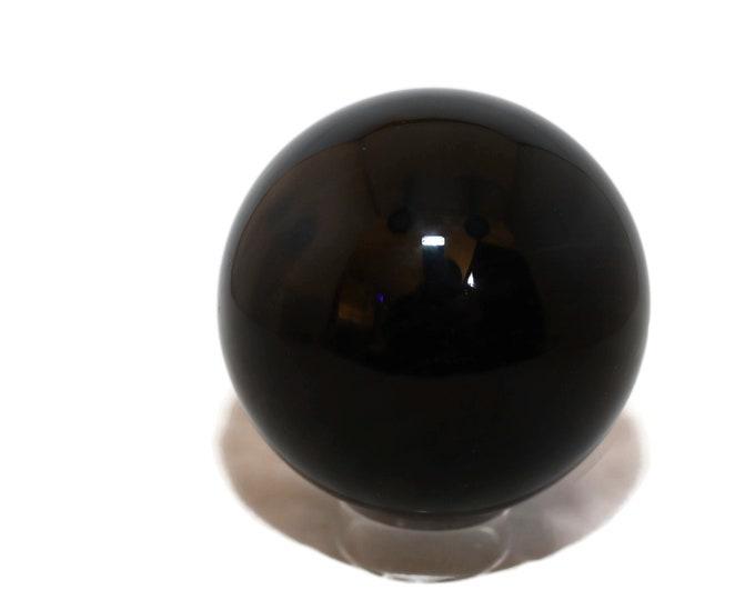 75 mm Rainbow Obsidian Sphere R163