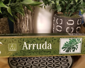 Arruda Premium Masala Incense Sticks By Balaji