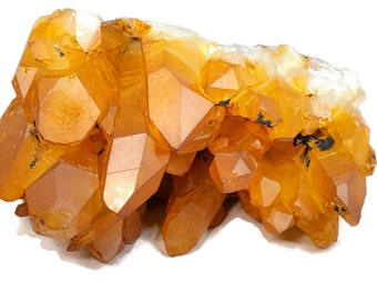Natural Golden Quartz Healing Crystal from Arkansas