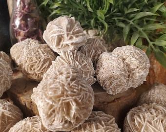 Desert Rose - selenite rose - Raw Selenite - Raw Selenite Crystal - healing crystals and stones - selenite natural desert rose