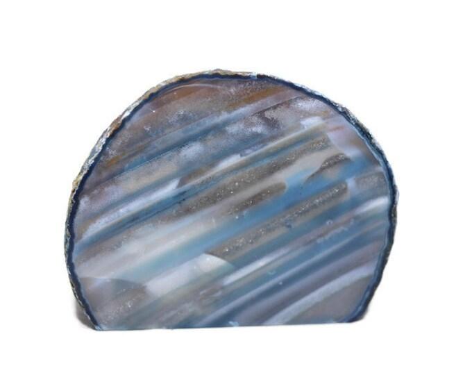 Dyed Agate Slab
