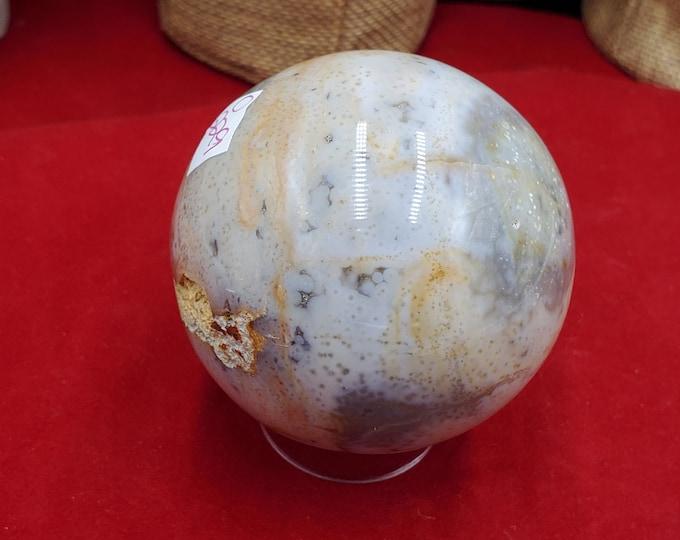 Ocean Jasper Sphere O229