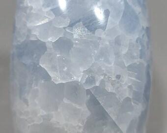 Blue Calcite Free-form