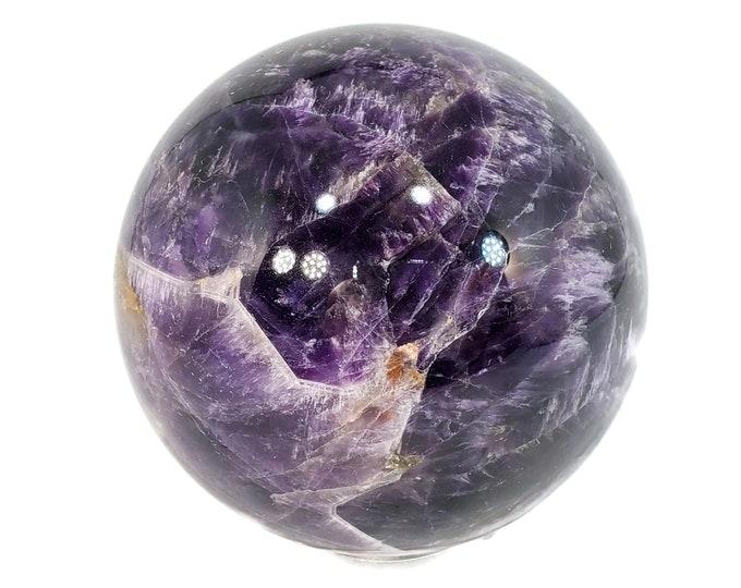Amethyst Sphere, 75 mm