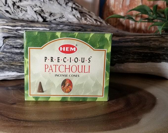 HEM Incense Cones/Precious Patchouli