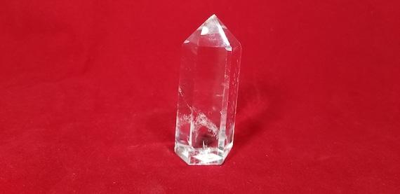 Clear Quartz Crystal Points