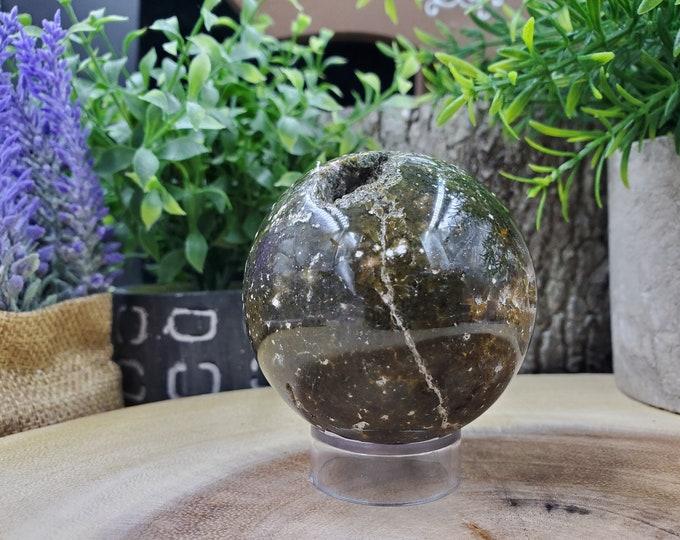 Ocean Jasper Sphere O264
