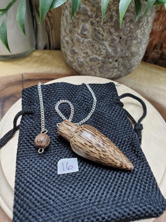 Coconut Wood Pendulum
