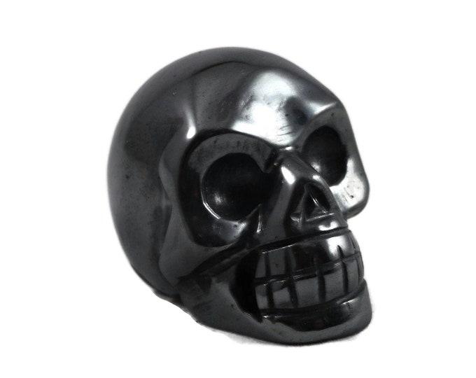 Hematite Skull H71