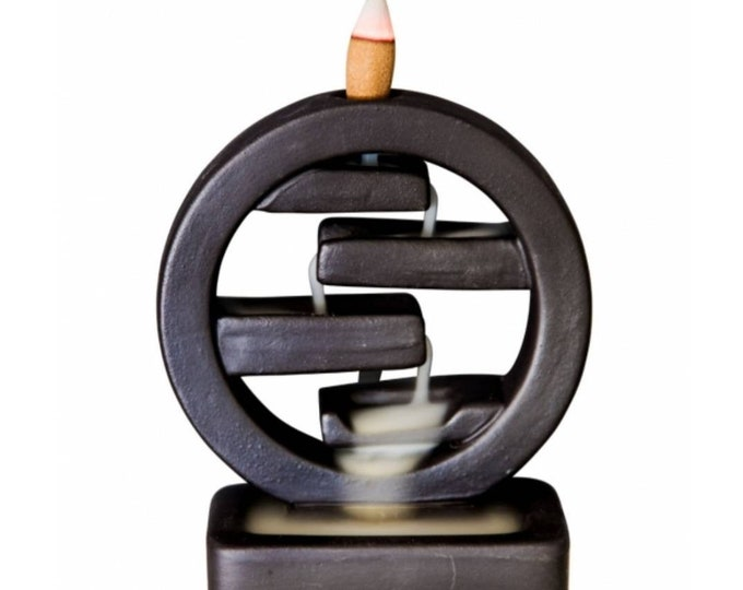Ceramic Backflow Incense Burner/Feng Shui