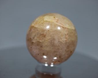 Golden Healer Quartz Sphere G150