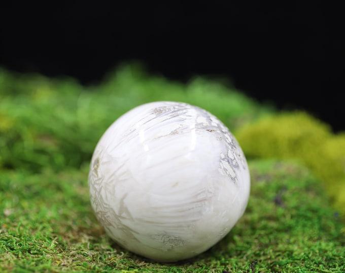Scolesite Sphere S331