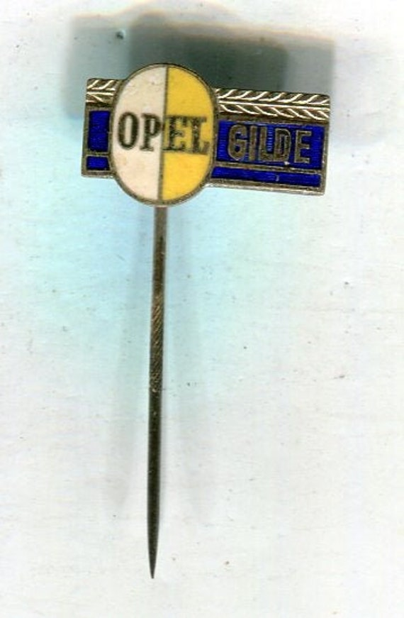 Badge Opel Guild