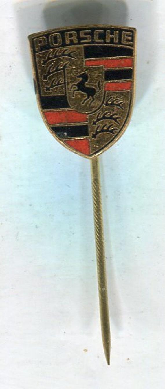 Badge Porsche