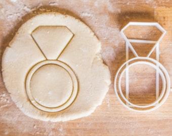 Gem cookie cutter | Etsy
