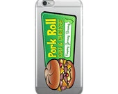 Pork Roll iPhone Case - Pork Roll Egg & Cheese - New Jersey Phone Case