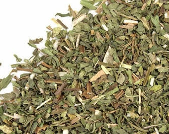 Bulk Spearmint Herb | 1LB Organic Spearmint | Mentha Spicata | Dry Herb Spearmint Tea | Cut & Sifted Spearmint