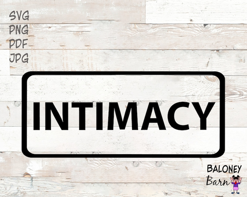 Intimacy Stamp Intimacy Icons Wood Stamp Censored Stamp Digital Download Rubber Stamp Intimate Stamp Vector Outline