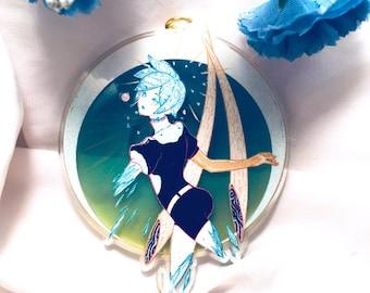 """宝石の国 Land of the Lustrous - 3"""" Acrylic Charms"""