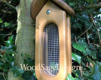 Wooden Bird Feeder, Seed, Outdoor, Garden, Gift, Bird Feeders