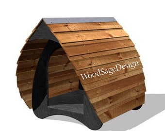 Dog House Dog Kennel