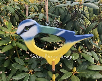 Bird Feeder, Apple Feeder, Garden Gift, Handmade, Outdoors, Bird Feeders, Song Bird