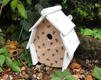 Bumblebee Birdhouse, birdhouse, Bird House, Garden Gifts, Outdoors, Birdhouses and Feeders, Gardening