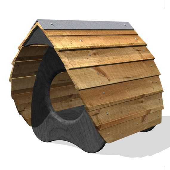 Cat Chalet, Outdoor Pet House
