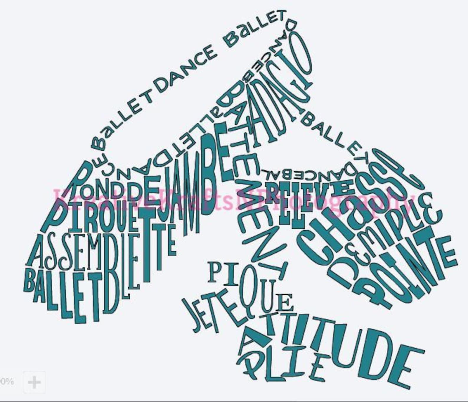 ballet svg, ballet dance, ballet shoes, svg, dance, dance shoes, word art, sport, cricut, silhouette, digital file, tap dance, t