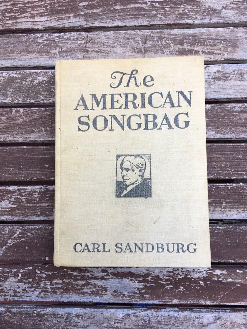 carl sandburg biography