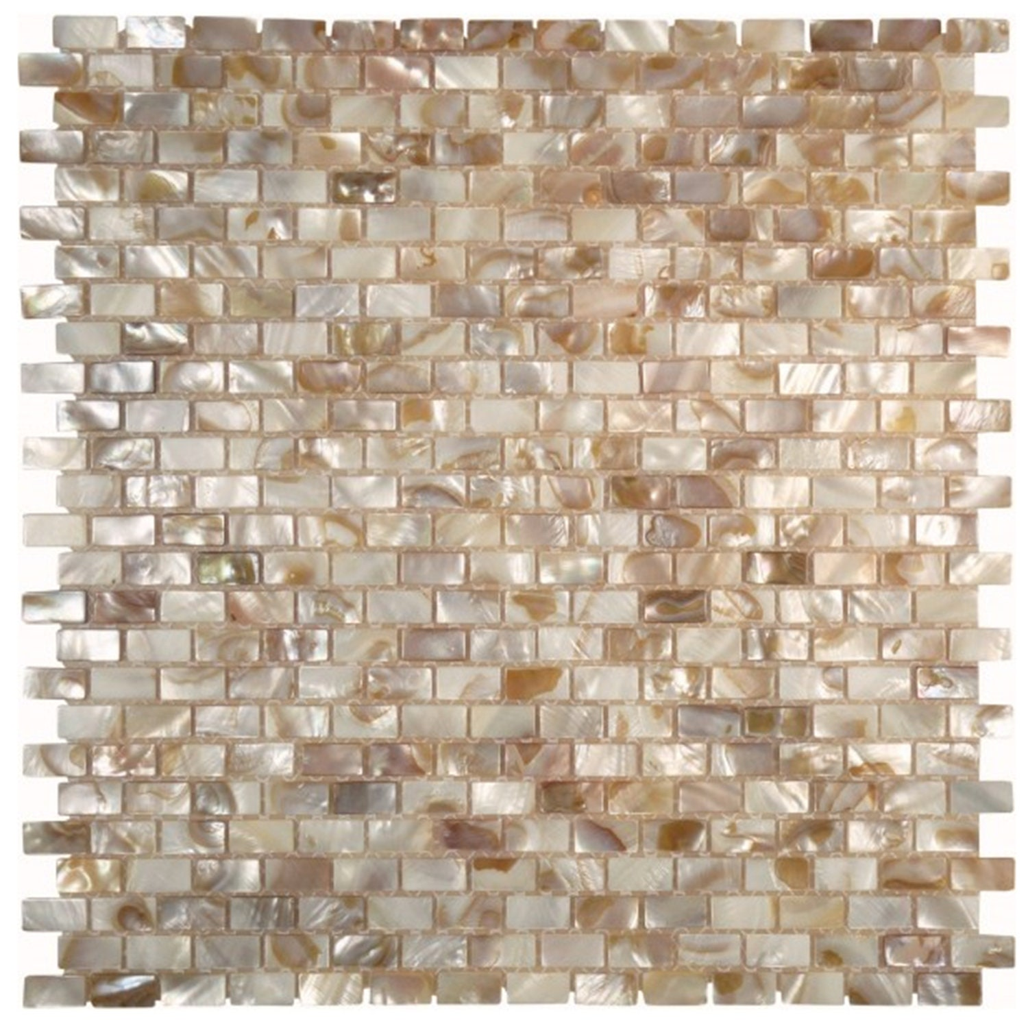 - Iridescent Subway Mother Of Pearl Mosaic Tile For Bathroom Etsy