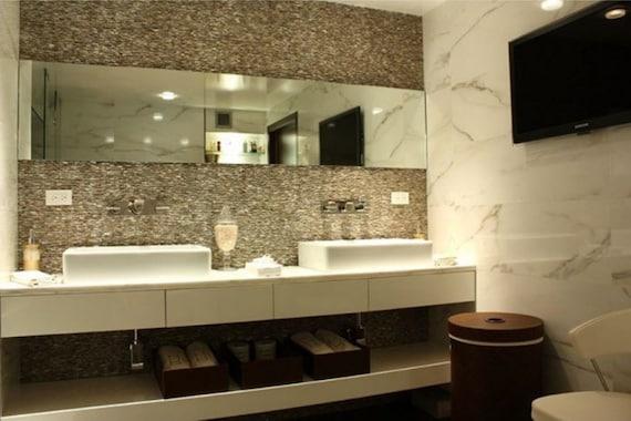 Handmade 3D Mother of Pearl Rib Mosaic Tile For Bathroom Kitchen Shower Wall Tile Backsplash
