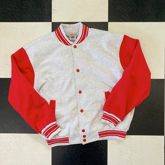 1995 Vintage Jersey Bomber - Fruit of the Loom